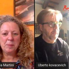 Ora Felice ovvero Pillole di Umanità: Silvia Martini e Uberto Kovacevich