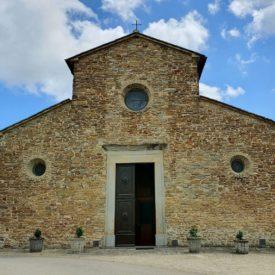 Alla scoperta dei segreti di Arezzo: La Pieve di Santa Maria Assunta alla Chiassa