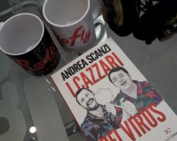 Andrea Scanzi: I Cazzari del Virus, martedì 23 giugno, ore 11.05