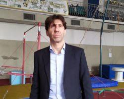 Simone Rossi, Presidente della Ginnastica Petrarca, lunedì 29 giugno ore 9.30