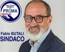 Fabio Butali ospite di 'Arezzo Svegliati', venerdì 24 luglio, ore 10.05