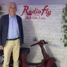 Intervista a Gilberto Cristofoletti, Presidente Rotary Club arezzo Est