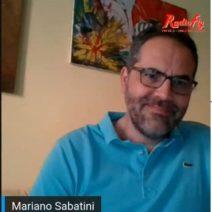 Mariano Sabatini presenta 'Delitti di Lago 4'