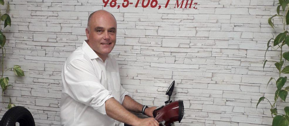 PROF. STEFANO VANIN, PRESIDENTE GIEF ED EAFE