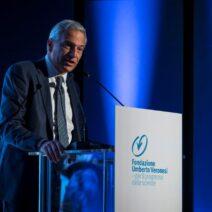 Prof. Paolo Veronesi, Presidente della Fondazione Umberto Veronesi