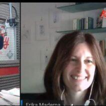 Libri e autori per il bene comune. Seconda puntata con Erika Maderna