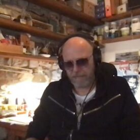 "100% ITALIA LIVE: Pau dei Negrita presenta a RadioFly ""Pauhaus.it"""