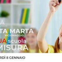 """L'offerta formativa della Scuola dell'Infanzia e della scuola Primaria """"Santa Marta"""" di Viciomaggio"""