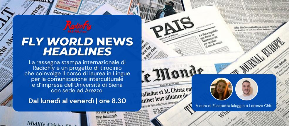 Fly World News Headlines
