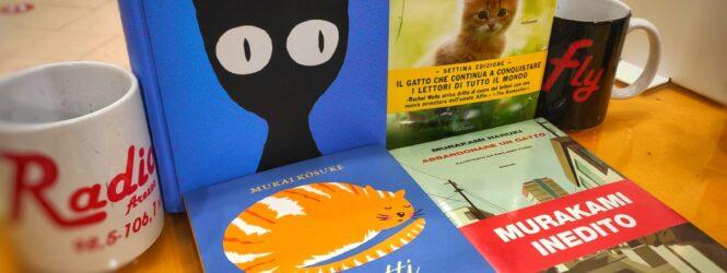 """""""I migliori romanzi sui gatti"""". Ne parliamo con… Irene Interlandi, nel nuovo appuntamento di """"LibriRADIOattivi"""", lunedì 22 febbraio alle ore 9.35"""
