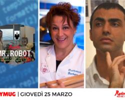 """""""Mr. Robot"""", """"ON AIR"""" e molto altro… le anticipazioni e gli ospiti di FlyMug, giovedì 25 marzo"""